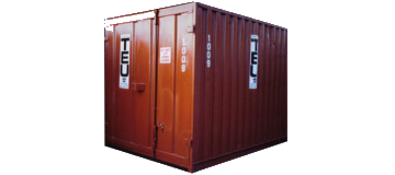 Storage Container Hire and Sales - TEU Ltd (North West)