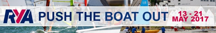 Free Sailing Sessions @ West Lancashire Yacht Club::RYA Push The Boat Out Week 2017